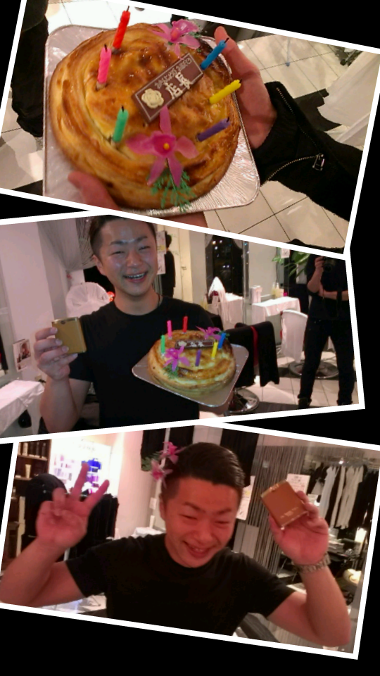 Happy Birthday☆