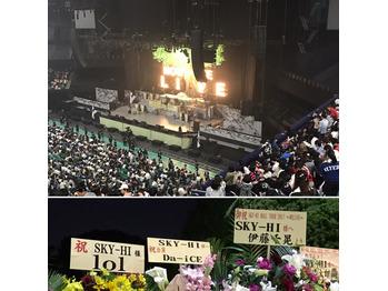 SKY-HIのライブに行ってきましたー!!_20170504_1